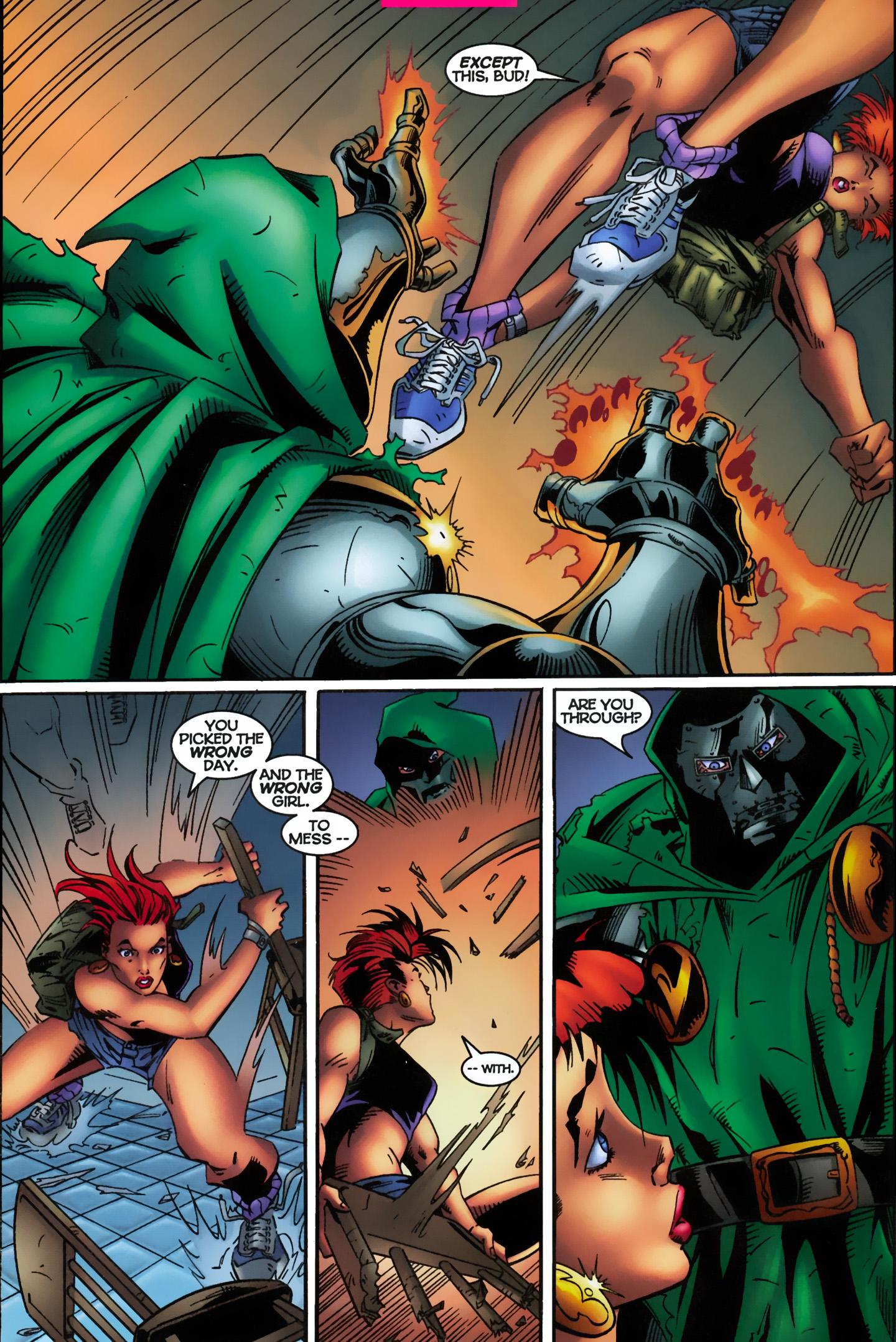 Captain America (1996) Issue #12 #15 - English 5