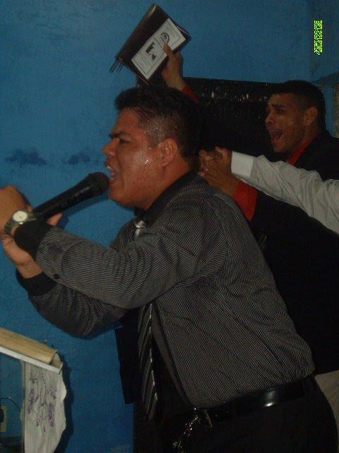 PRESB. CHARLES PREGANDO