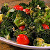 "Broccoli and tomatoes: it's ""green for stop, red for go!"""