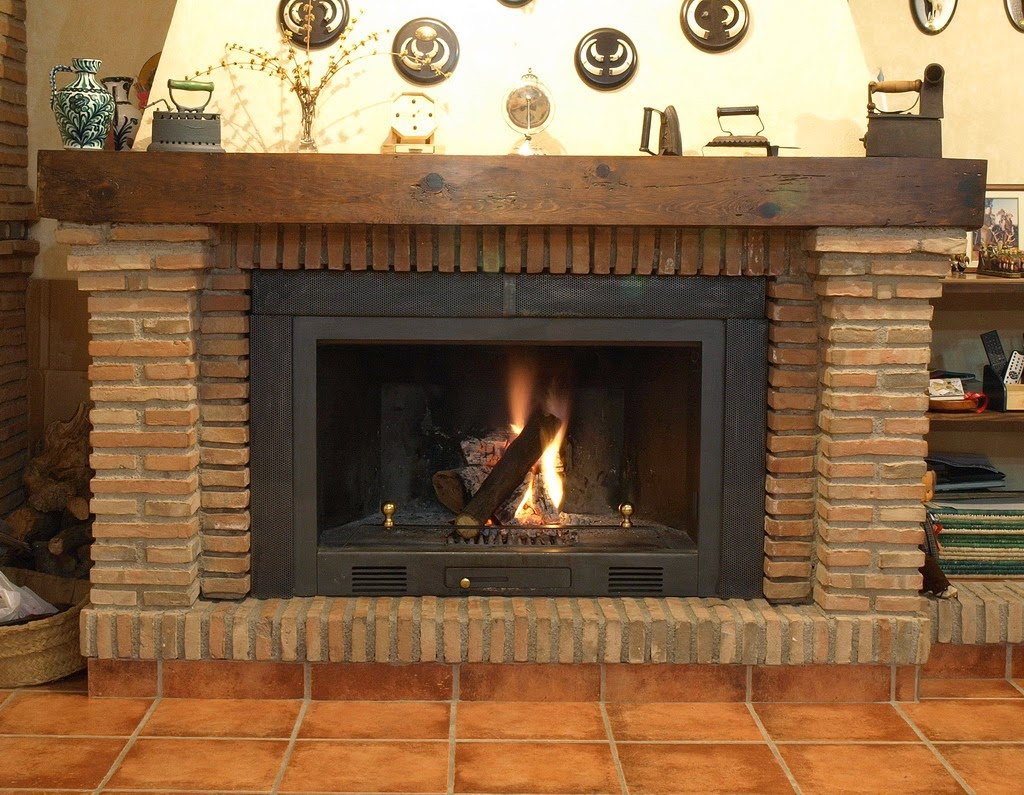 Farusac remoto chimeneas a tiro dise o c lculo y dimensionamiento del hogar la campana y la - Chimeneas de diseno de lena ...