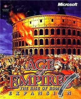Age of Empires 1 Cover, Poster