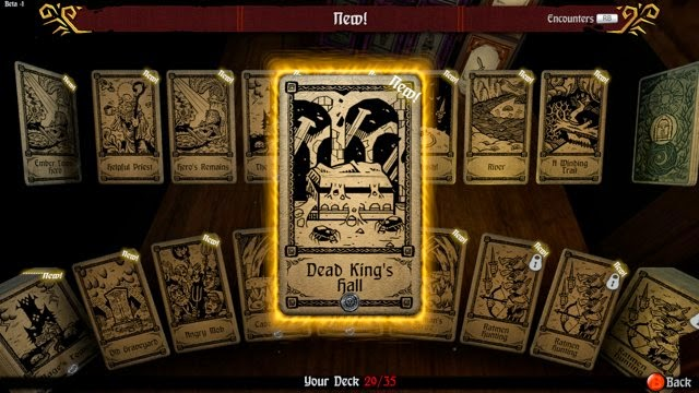 Hand of Fate Wildcards PC Full Español