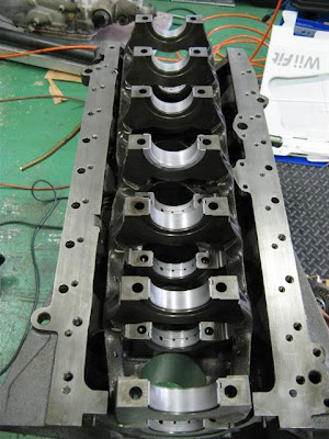 RB26DETT Engine Crank Cradle