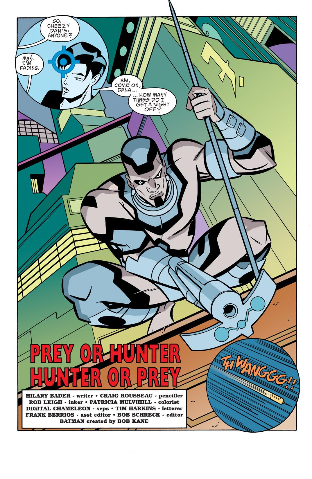 Batman Beyond [II] Issue #18 #18 - English 2