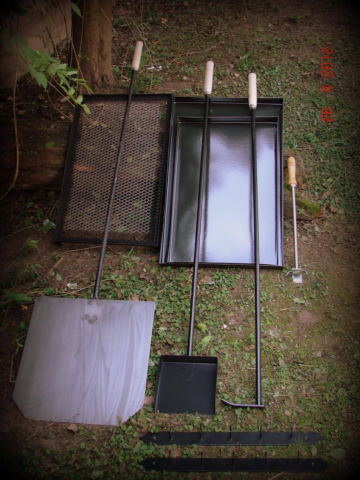 Puerta horno de barro oferta 660 lanzallamas adobe otros for Oferta encimera y horno
