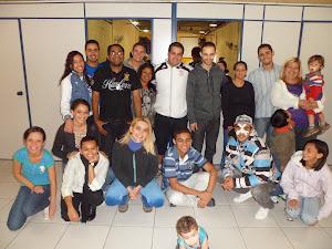 ENCONTRISTAS DE MAIO/2012