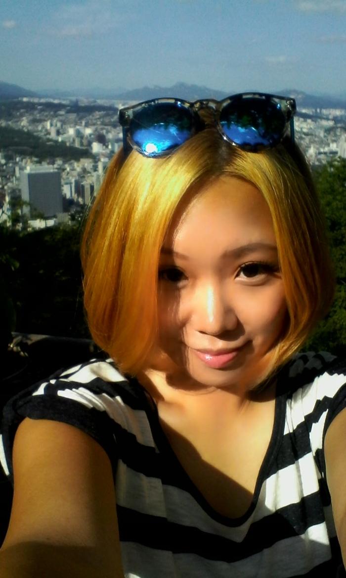 Selfie in Seoul