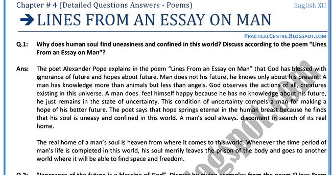 biography of a homeless man essay