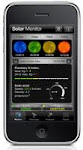 SOLAR MONITOR / FOR IPHONE UND IPAD