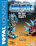 Total Licensing Autumn/Fall 2011 Front Cover