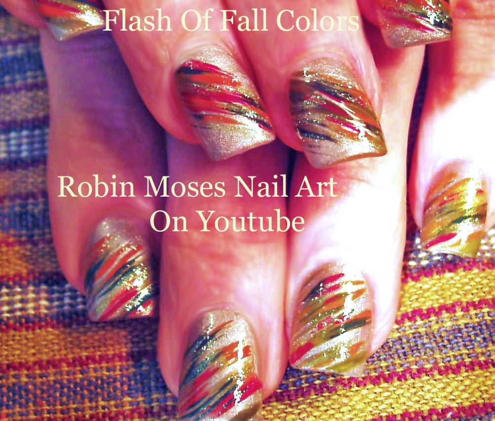 """Robin Moses Nail Art February 2015: Nail Art By Robin Moses: Fall Nail Designs """"fall Designs"""