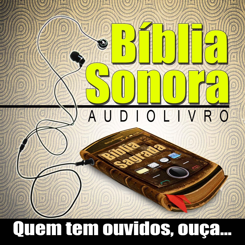 BÍBLIA SONORA, A MENSAGEM EM AUDIOLIVRO