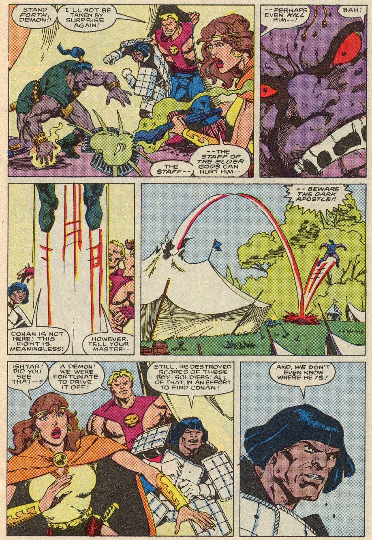 Conan the Barbarian (1970) Issue #197 #209 - English 11