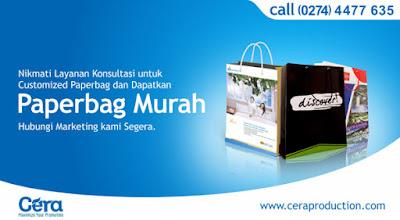 Harga Cetak Paper Bag di Ceraproduction.com