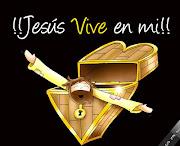 Jesus Vive en mi / Imagenes Cristianas / Postales Cristianas imagenes cristianas