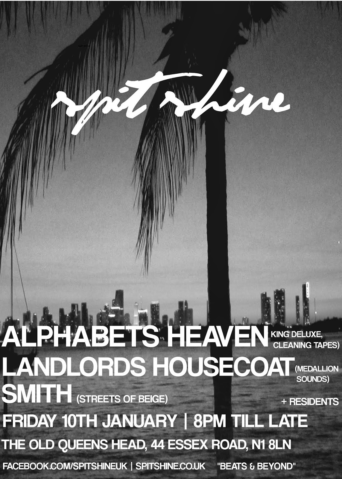 LIVE SHOWS//    ALPHABETS HEAVEN: