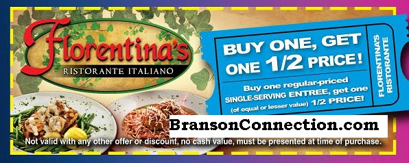 Discount coupons for branson attractions