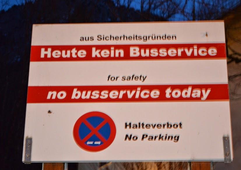 Neuschwanstein straße Restrictions