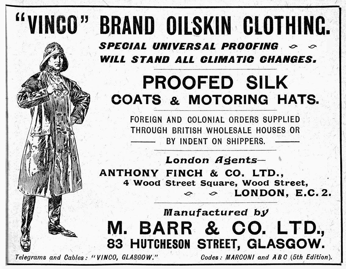 M. Barr & Co. Ltd., Glasgow