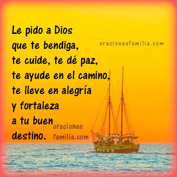 Oración corta por mi amigo, Dios bendiga su vida, amiga, frase con imagen pidiendo por mi amigo, plegaria, oraciones de amigos.