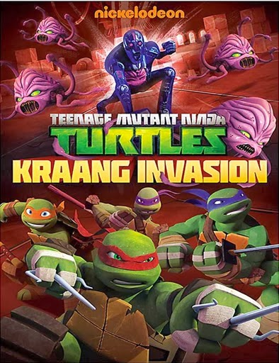 Ver Las tortugas ninja  La invasión de Kraang   (2013)