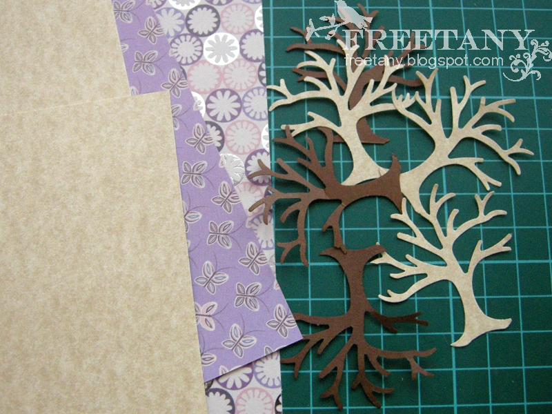 Как сделать дерево из бумаги своими руками?