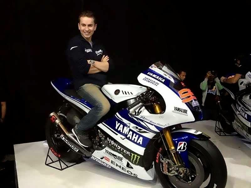 Yamaha MotoGP 2014 Lorenzo