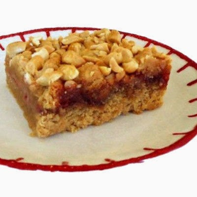 One Perfect Bite: Ina's Peanut Butter and Jelly Bars