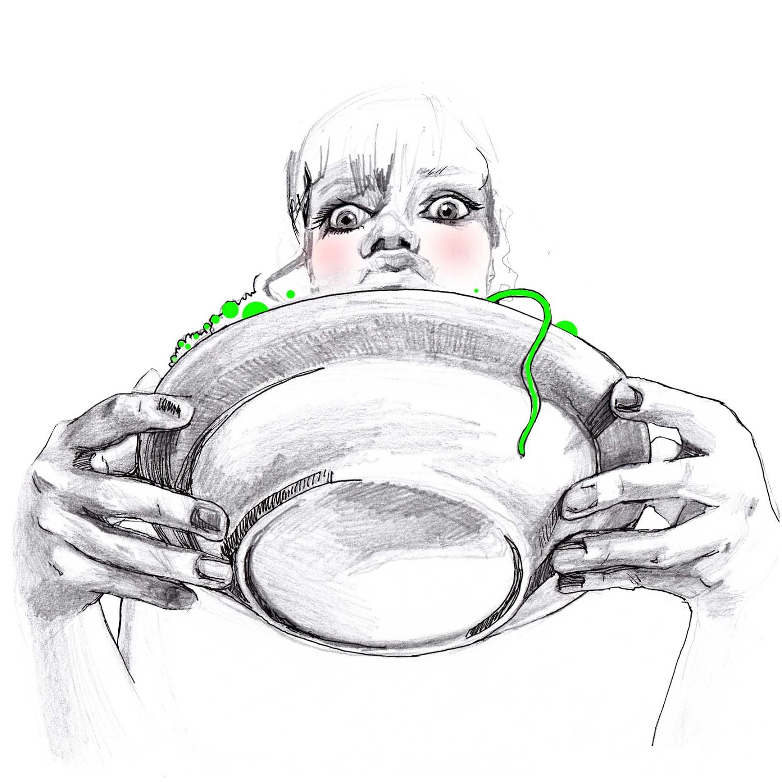 ilustratorka Urbaniak ilustracje