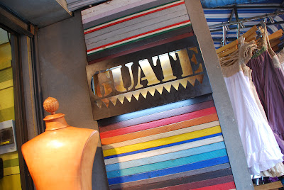Guate leather at  Bangkok's Chatuchak Market
