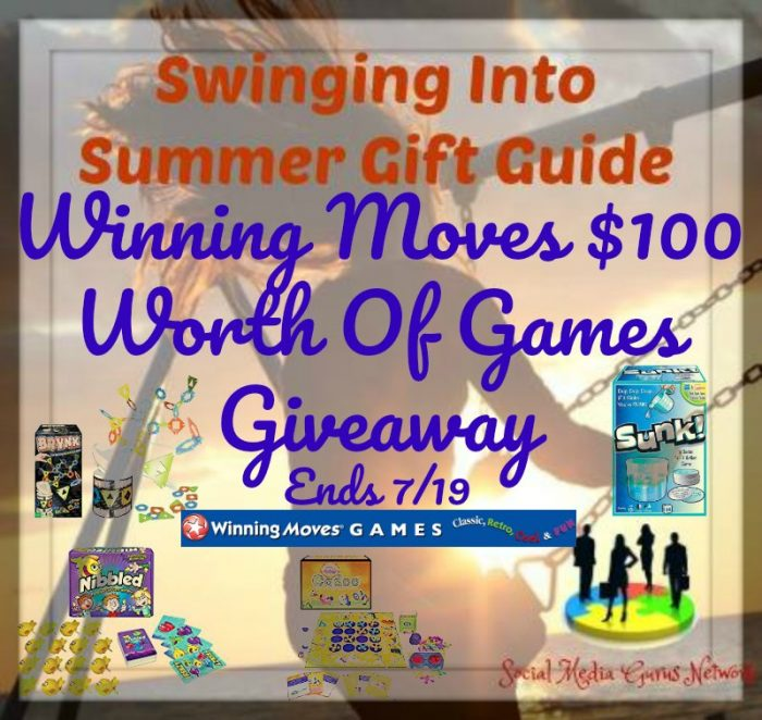 Winning Moves $100 Worth of Games
