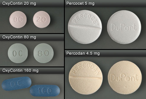 images of street oxycontin.