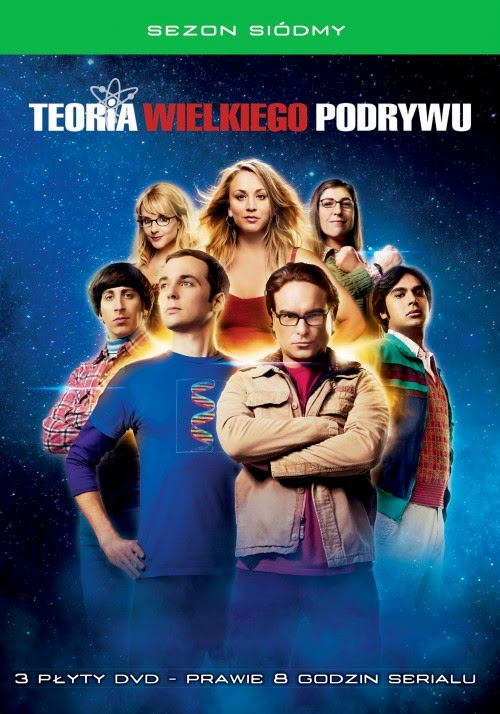 Teoria wielkiego podrywu. Sezon 7(2013-2014)