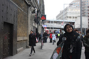 This was our first stop, The London Dungeon. (img )