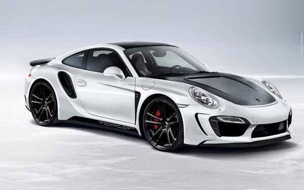 New 2014 Porsche 911 Turbo S Stinger GTR By TopCar