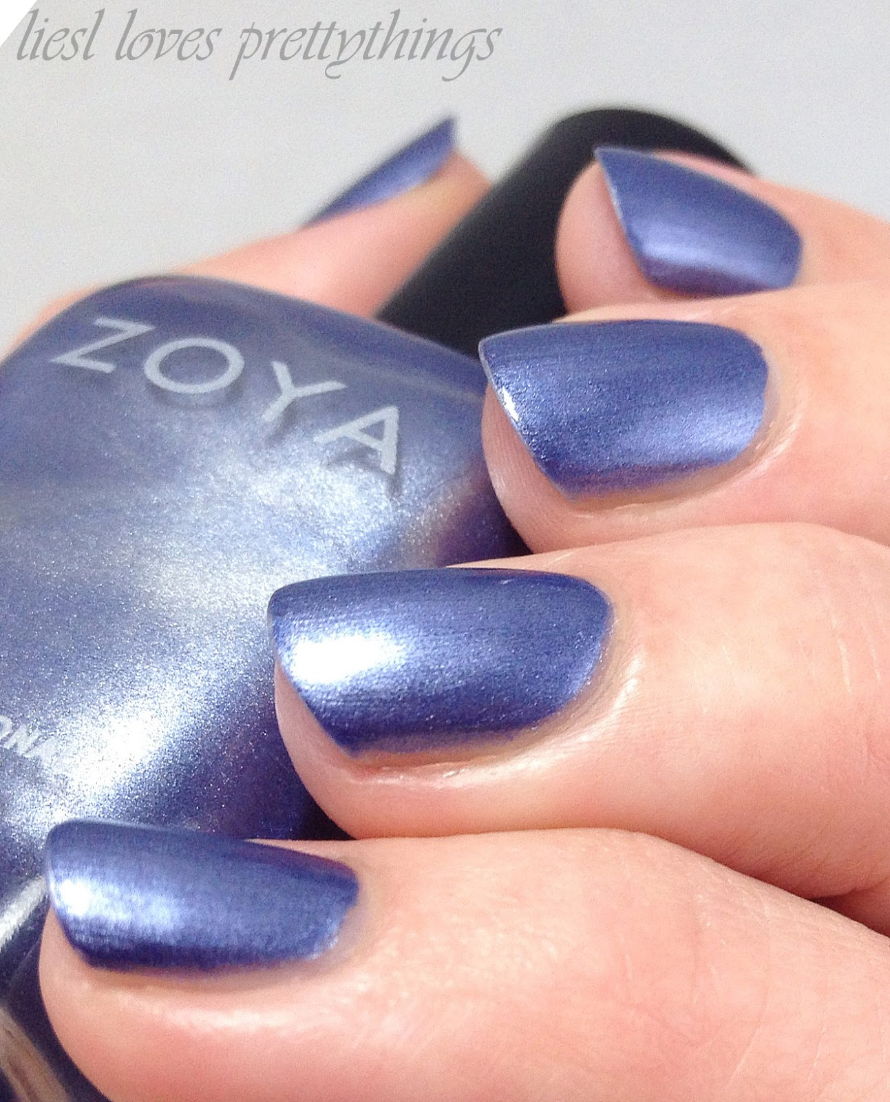 Zoya Prim-- Wishes 2014 swatch and review