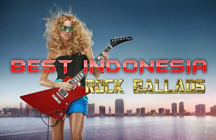 Best Indonesia Rock Ballads