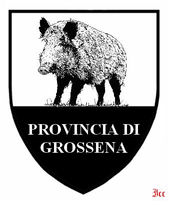 La nuova provincia di Grossena - Accorpamento province