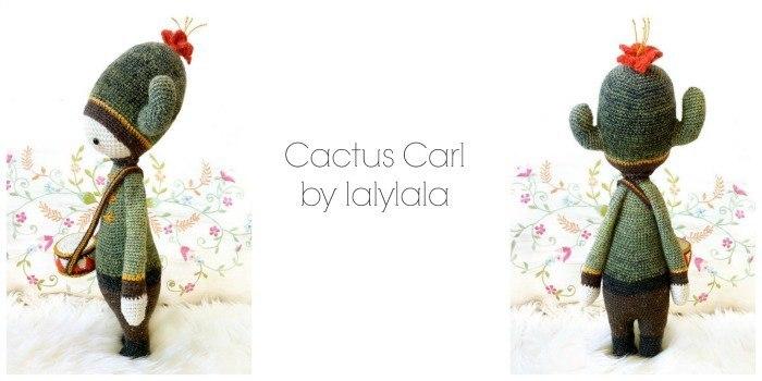 lazy daisy jones cactus carl by lalylala