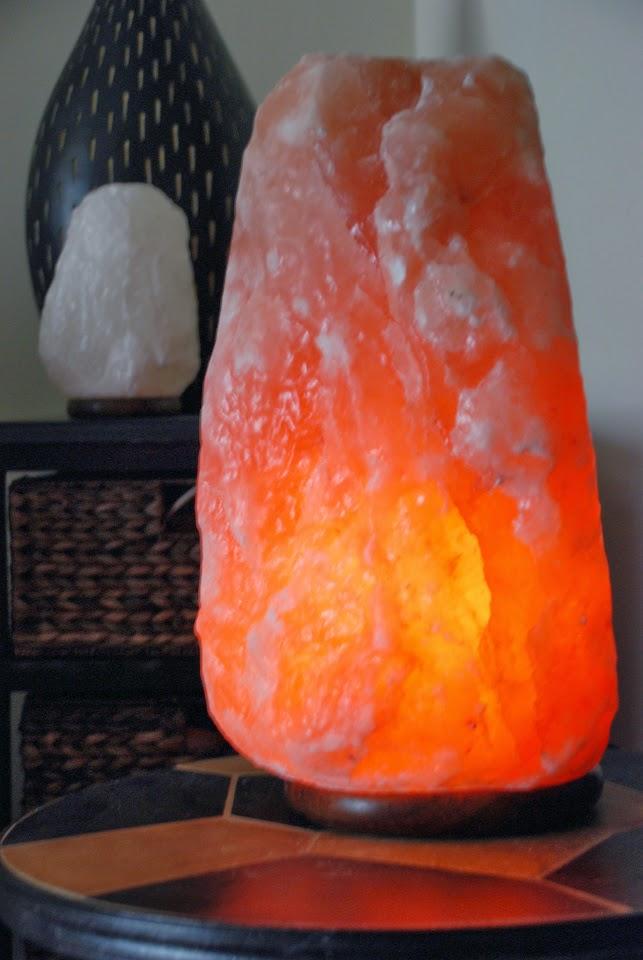 Top Notch Material: Win a Pure Himalayan Salt Lamp