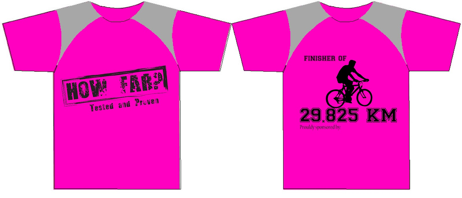 Scbe publicity blog scbe challenge tshirt for Pink t shirt template