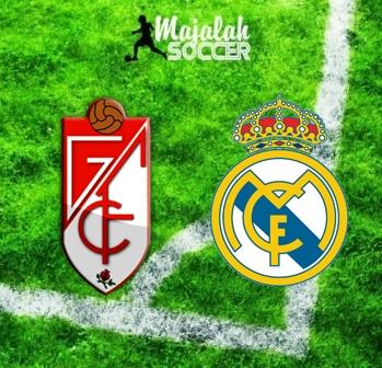 Granada vs Real Madrid - Prediksi Bola Majalah Soccer