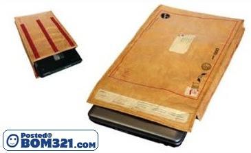 Reka Bentuk Sarung Notebook & Laptop Yang Sangat Kreatif