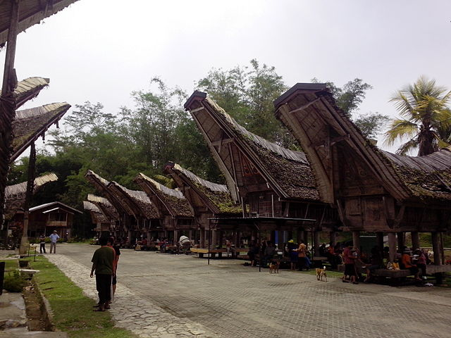 photo tana toraja