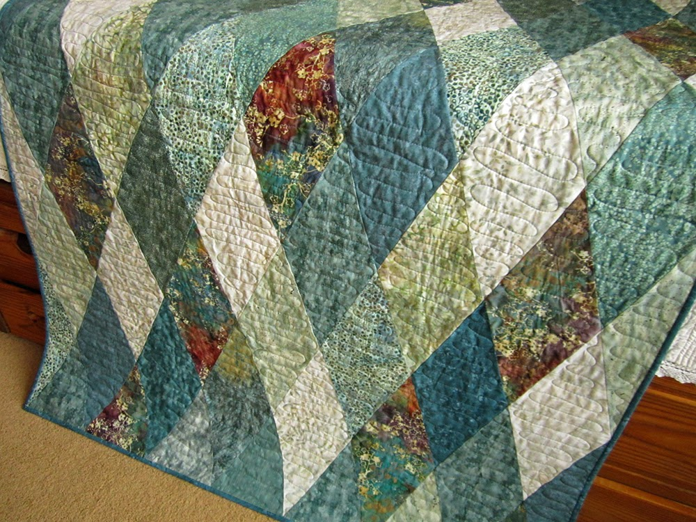via patchwork paper quilt heart homemade love purple hearts block patterns quilts scrappy with by to baby flickr kldemare youre rag going