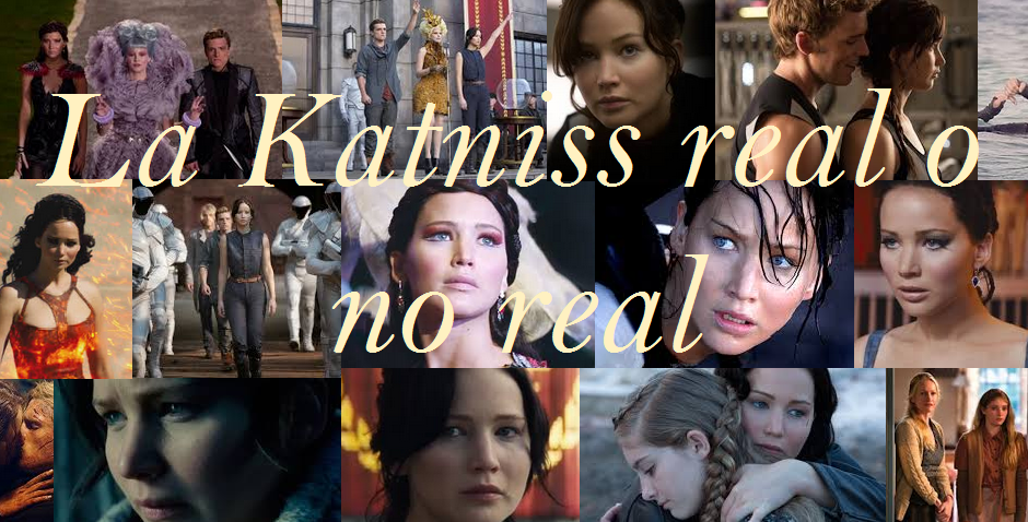 La Katniss real o no real