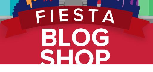 Fiesta Blogshop 30 Dan 31 Ogos 2014