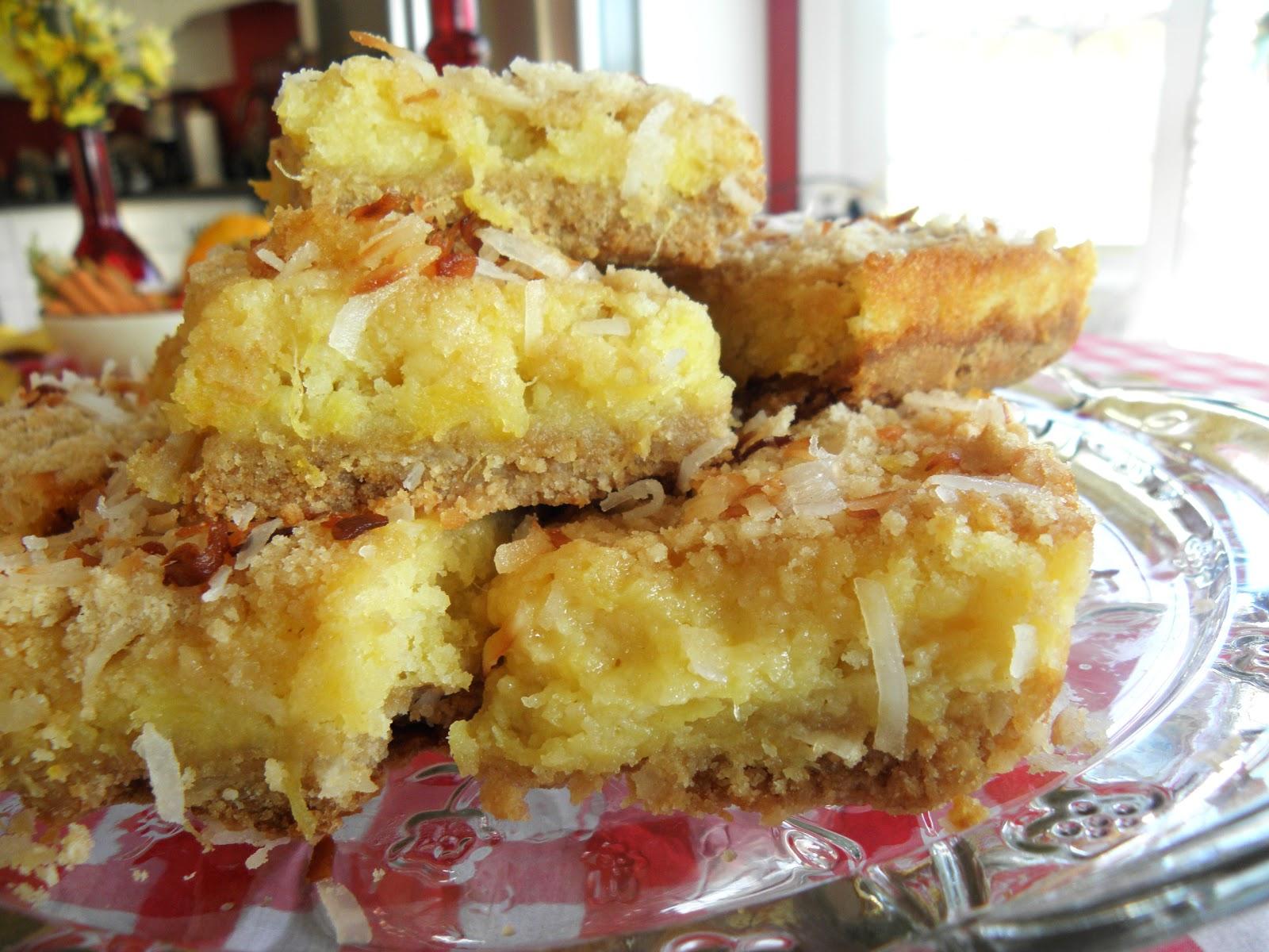 Paula Deen Pineapple Coconut Cake Recipe