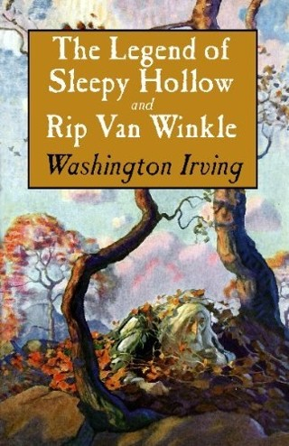 a comparison of rip van winkle and the devil and tom walker by washington irving