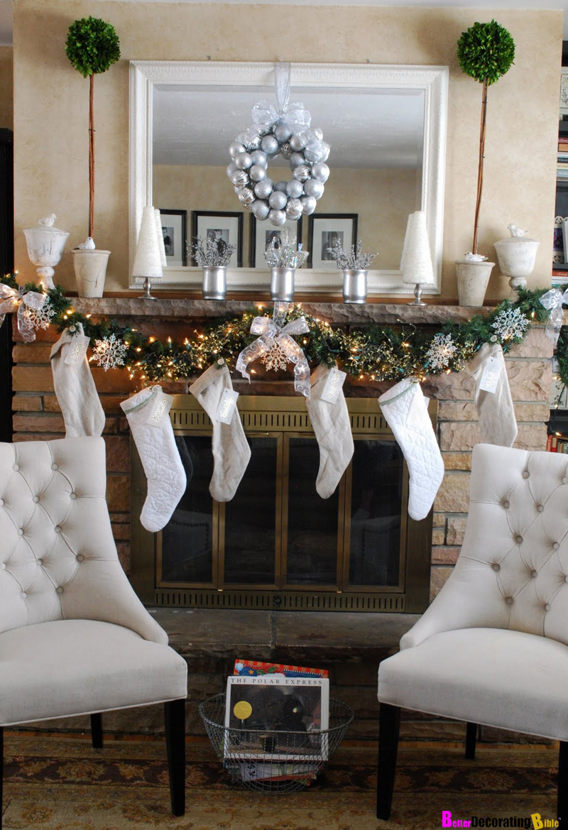 Seaseight design blog 15 days before christmas for The nest home decor